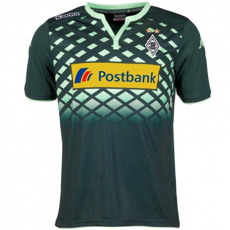 Borussia Monchengladbach segunda camiseta 2015/16 - Kappa