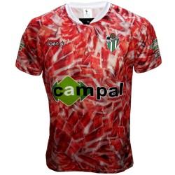 "CD Guijuelo Fußball Away ""Jamon"" trikot 2015/16 - Daen"