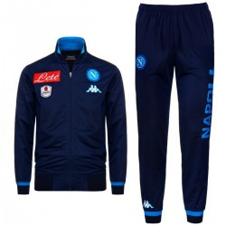 SSC Napoli Player Trainingsanzug 2015/16 - Kappa