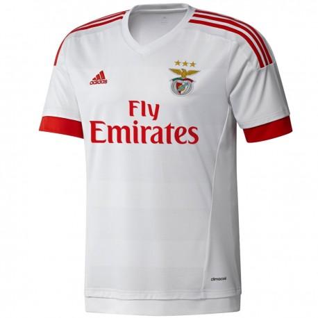 Benfica Away football shirt 2015/16 - Adidas