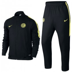 FC Inter black presentation tracksuit 2015/16 - Nike