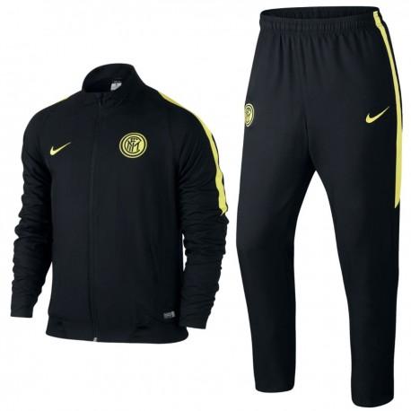 FC Inter black presentation tracksuit 2015/16 - Nike