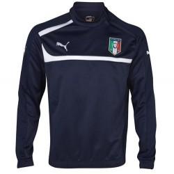 Felpa tecnica da Allenamento nazionale Italia 2012/13 - Puma