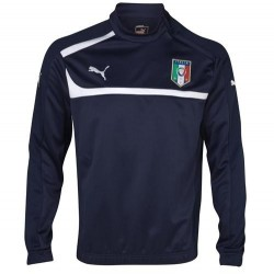 National training technique Sweatshirt Italy 2012/13-Puma