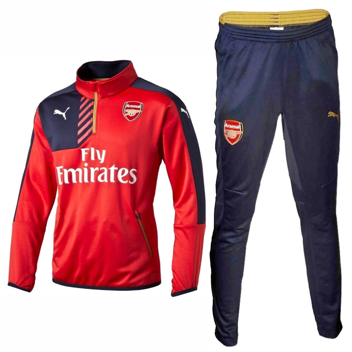 Survetement d'entrainement Arsenal 2015/1