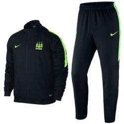Manchester City UCL Präsentation Trainingsanzug 2015/16 - Nike