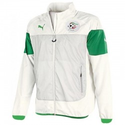 Chaqueta de presentacion seleccion Algeria 2014/15 - Puma