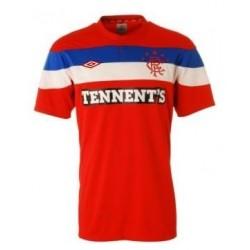 Camiseta Glasgow Rangers 11/12 por Umbro