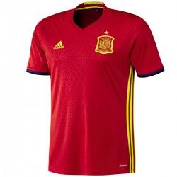 Spain national team Home football shirt 2016/17 - Adidas