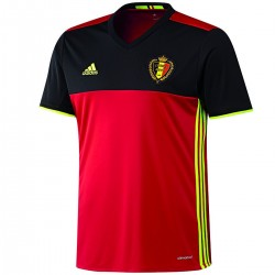 Belgium national team Home football shirt 2016/17 - Adidas
