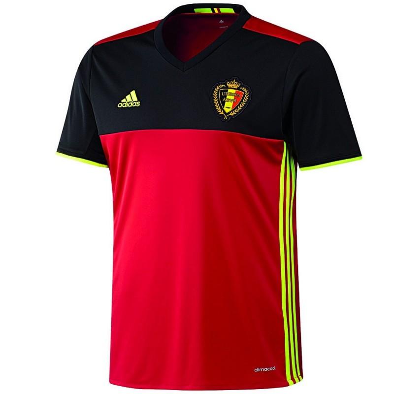 Belgium National Team Home Football Shirt 2016 17 Adidas