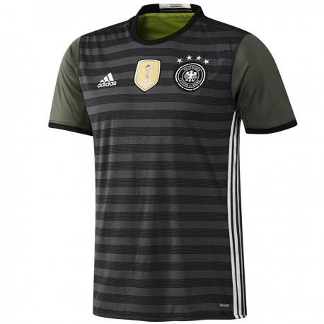new styles dda24 78f90 Germany national team Away football shirt 2016/17 - Adidas ...