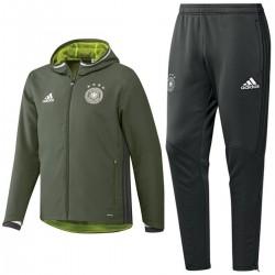 Deutschland Fußball Präsentation Trainingsanzug Euro 2016 - Adidas