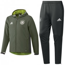 Germany football presentation tracksuit Euro 2016 - Adidas