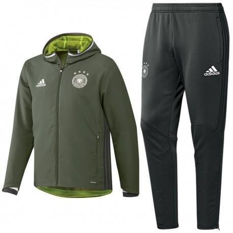 bd9c9e8384b36 Chándal de presentacion seleccion Alemania Euro 2016 - Adidas ...