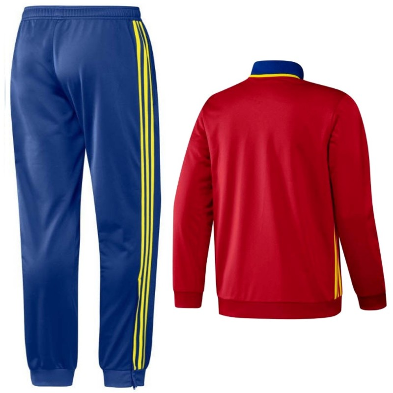huge discount 437cd 8ccf2 ... Spain training tracksuit Euro 2016 - Adidas ...