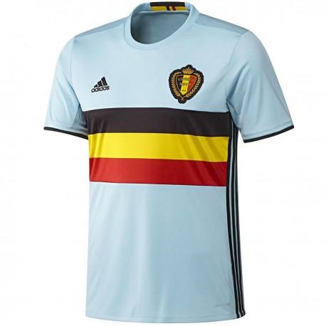 249b47c6 Camiseta de futbol seleccion Belgica segunda 2016/17 - Adidas ...