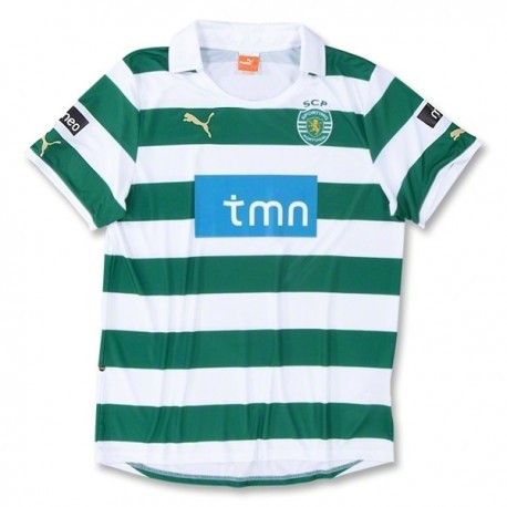 Sporting Clube de Portugal Jersey 2011/12 Home by Puma