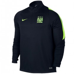Light sweat top d'entrainement Manchester City UCL 2015/16 - Nike