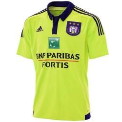 RSC Anderlecht segunda camiseta de futbol 2015/16 - Adidas