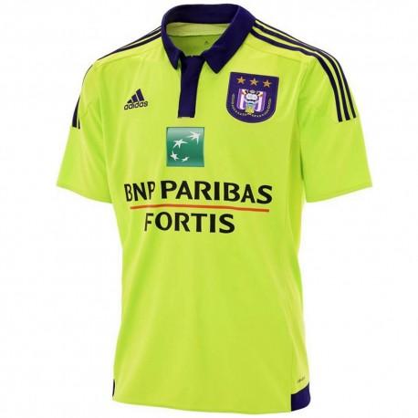 RSC Anderlecht Away football shirt 2015/16 - Adidas