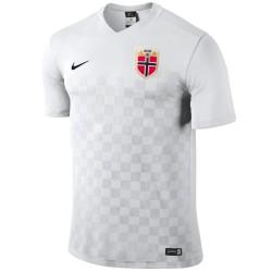 Norway national team Away football shirt 2015 - Nike