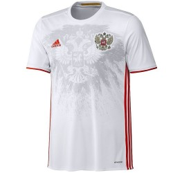Russia national team Away football shirt 2016/17 - Adidas