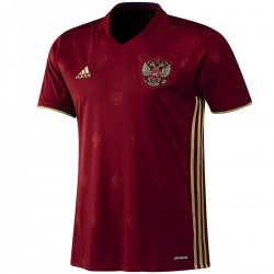 Russia national team Home football shirt 2016/17 - Adidas