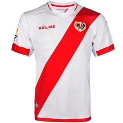 Rayo Vallecano camiseta de futbol primera 2015/16 - Kelme