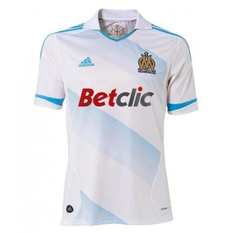 Olympique Marseille Home Trikot 11/12 von Adidas