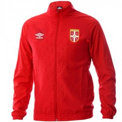 Serbia national team presentation jacket 2015 - Umbro