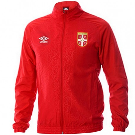Serbia national team presentation jacket 2015 - Umbro