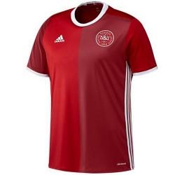 Denmark national team Home football shirt 2016/17 - Adidas