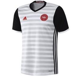 Denmark national team Away football shirt 2016/17 - Adidas