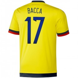 Kolumbien National Team Home Fußball Trikot 2015/16 Bacca 17 - Adidas
