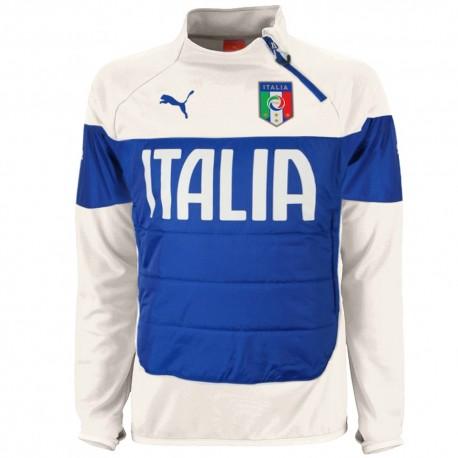 quality design fa935 3bba9 Felpa tecnica allenamento nazionale Italia 2016/17 - Puma ...