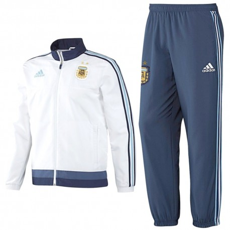 Argentinien Adidas Trainingsanzug (14 15)