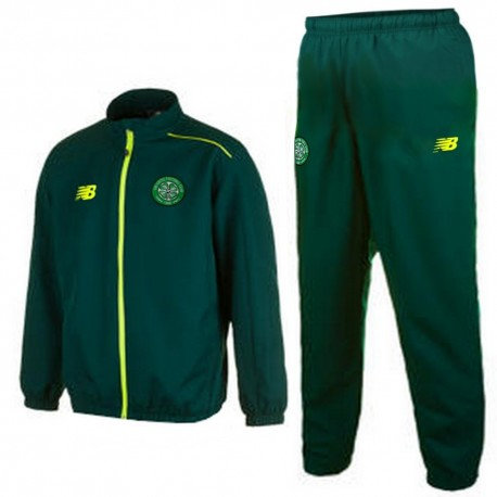 Celtic Glasgow green presentation tracksuit 2015/16 - New Balance
