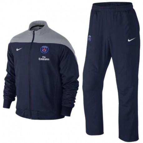 PSG Paris Saint Germain Presentation Tracksuit 2014 navy - Nike