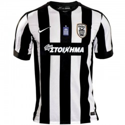 PAOK Thessaloniki Home football shirt 2014/15 - Nike
