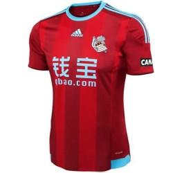 Camiseta de futbol Real Sociedad segunda 2015/16 - Adidas