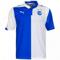 Grasshoppers Zurich Home football shirt 2014/15 - Puma
