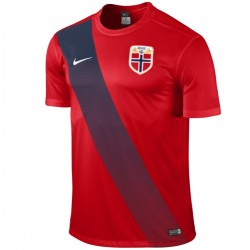 Norway national team Home football shirt 2015 - Nike
