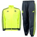 Real Madrid fluo training tracksuit 2015/16 - Adidas