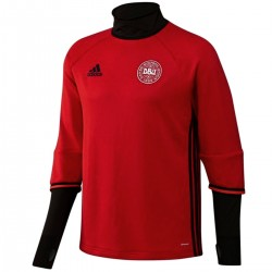 Denmark training technical sweatshirt 2016/17 - Adidas