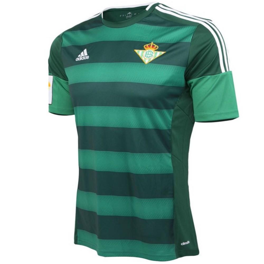 caos multitud Estoy orgulloso  Camiseta de futbol Betis Sevilla segunda 2015/16 - Adidas - SportingPlus.net