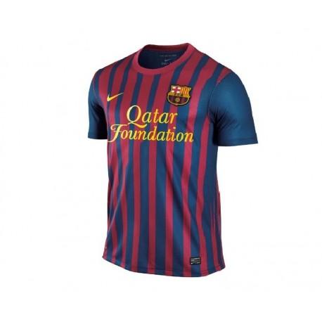 Maglia FC Barcellona Home 11/12 by Nike