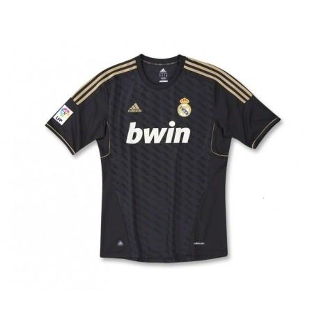Camiseta de visitante del Real Madrid CF 11/12 por Adidas