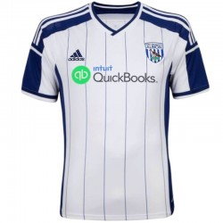 West Bromwich Albion Home Fußball Trikot 2014/15 - Adidas
