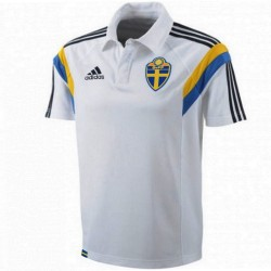 Sweden presentation polo shirt 2015 - Adidas